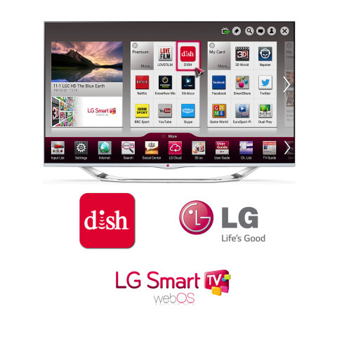 Virtual Joey with LG Smart TV (Photo: Business Wire)