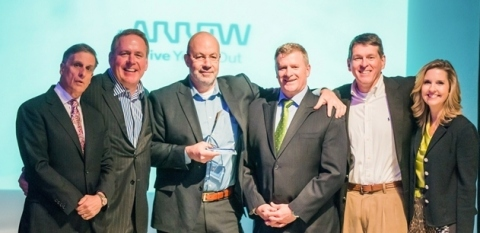 Arrow's OEM Computing Solutions Named Dell PartnerDirect OEM Channel Partner of the Year (Photo: Bus ...