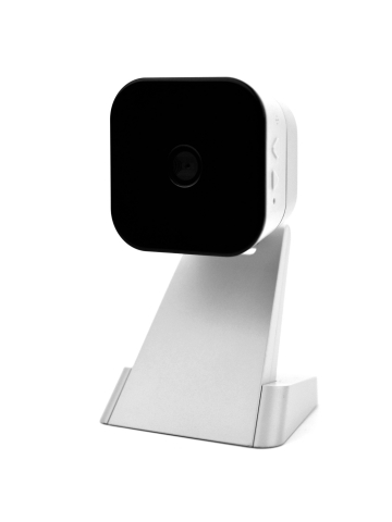 The Ocuity(TM) 500 Wireless IP Camera (HMNC500) (Photo: Business Wire)