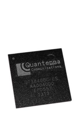 The QSR1000 enables best-in-class wireless broadband capabilities to bandwidth-intensive retail and consumer electronics applications, including wireless routers, access points, and high-end consumer electronics devices. (Photo: Business Wire)