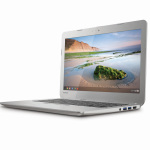 The only Chromebook in the category to feature a 13.3-inch diagonal HD display, Toshiba's Chromebook offers greater versatility for productivity-driven users. (Photo: Business Wire)