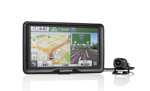 nüvi 2798LMT is Garmin's first nüvi with a wireless backup camera. (Photo: Business Wire)