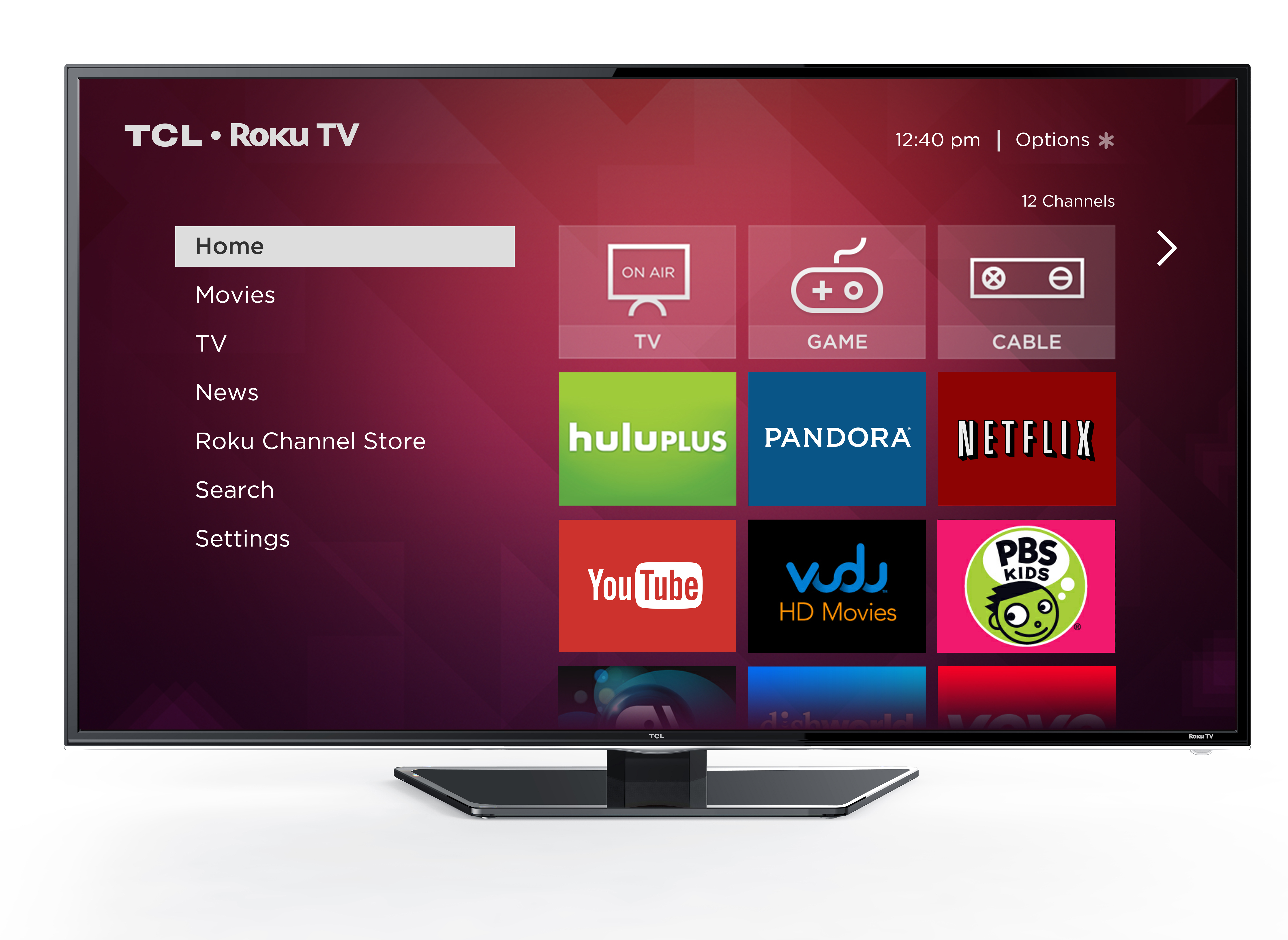 TCL Roku TV (Photo: Business Wire)