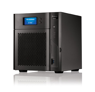 LenovoEMC px4-400d (Photo: Business Wire)