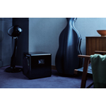 FUJITSU TEN exhibits ECLIPSE Home Audio Systems New Subwoofer TD520SW at 2014 International CES. (Photo: Business Wire)