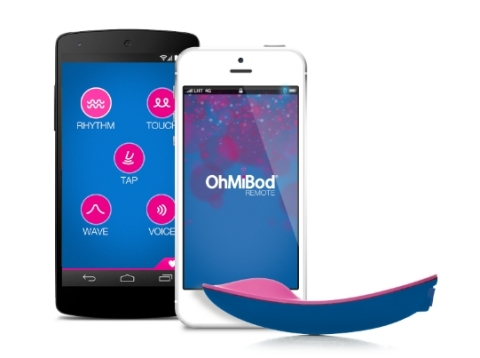 Bluetooth(R) enabled App controlled wearable vibrator (Photo: Business Wire)