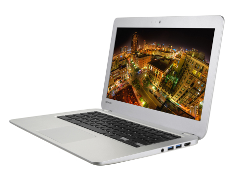 Toshiba Chromebook (Photo Business Wire)