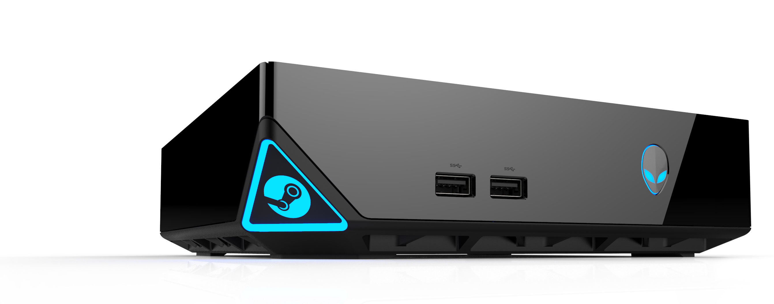 Alienware Steam Machine (Photo: Business Wire)