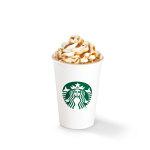 Starbucks(R) Caramel Flan Latte (Photo: Business Wire)