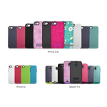 OtterBox Symmetry Series phone case for Apple iPhone 5, iPhone 5s, iPhone 5c and Samsung Galaxy S 4 (Graphic: OtterBox)