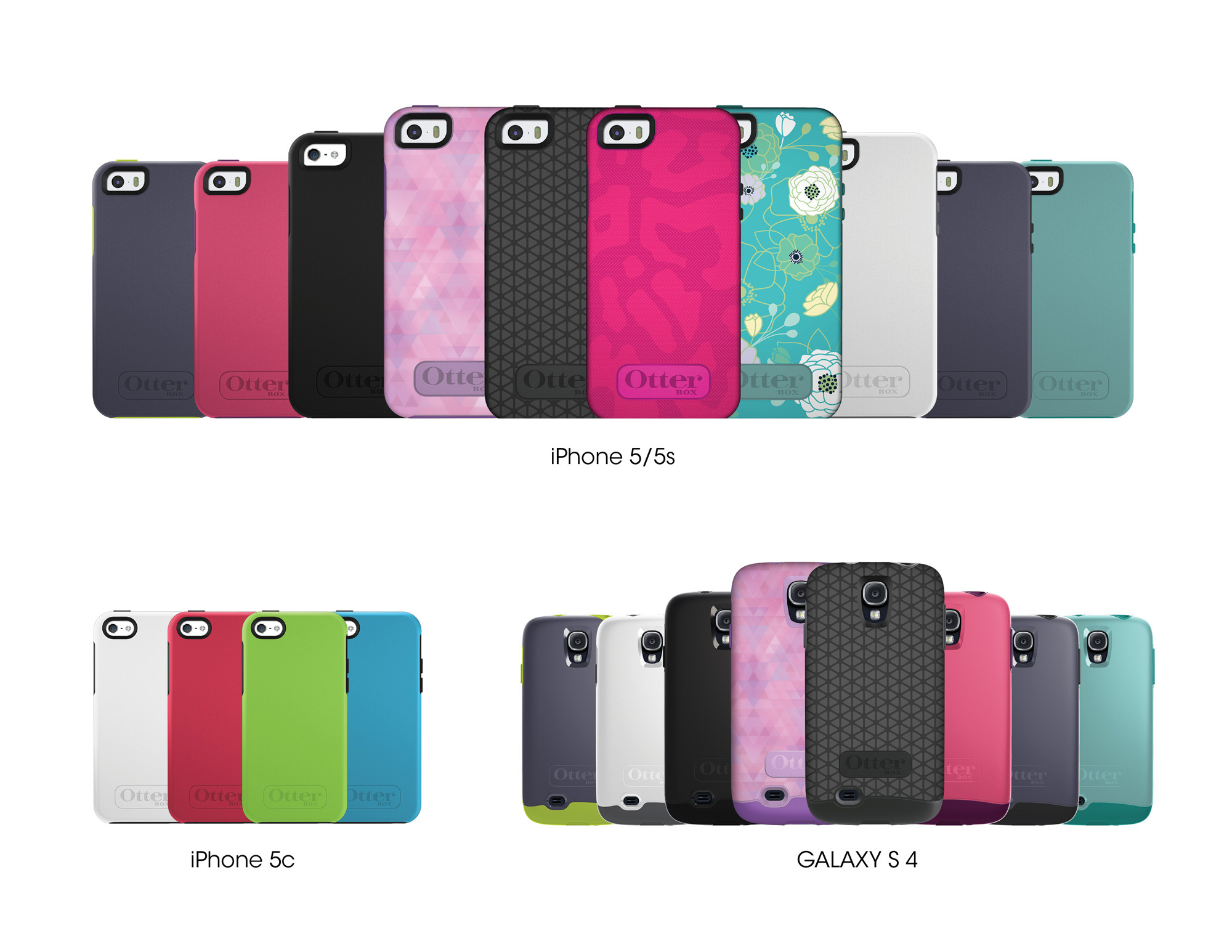 OtterBox Blends Protection and Style with New Symmetry Series ...
