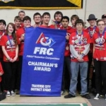 FIRST Robotics Competition teams sponsored by PTC include Code Red Robotics representing Grand River Preparatory High School in Michigan. (Photo: Business Wire)