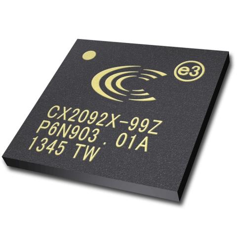 A third generation voice input processor for Smart TVs, Conexant's CX2092x delivers superior voice c ...