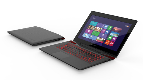 Lenovo Y40/50 (Photo: Business Wire)