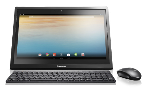 Lenovo N308 (Photo: Business Wire)