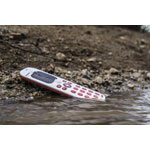 SpareOne Plus Emergency Phone submerged in water. (Photo: Business Wire)