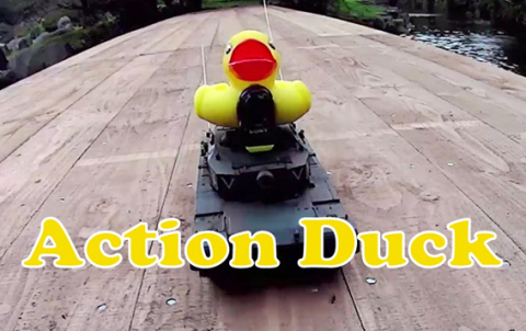 Action Duck (Photo: Business Wire)