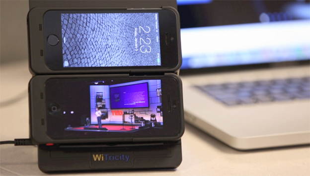 WiTricity Announces Breakthrough Wireless Charging System for Consumer Electronic Devices Including iPhone 5