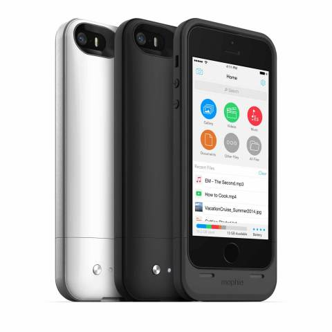 mophie space pack (Photo: Business Wire)