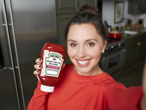 """The """"Show Us Your Heinz"""" campaign encourages ketchup fans to share how they enjoy Heinz products. (Photo: Business Wire)"""