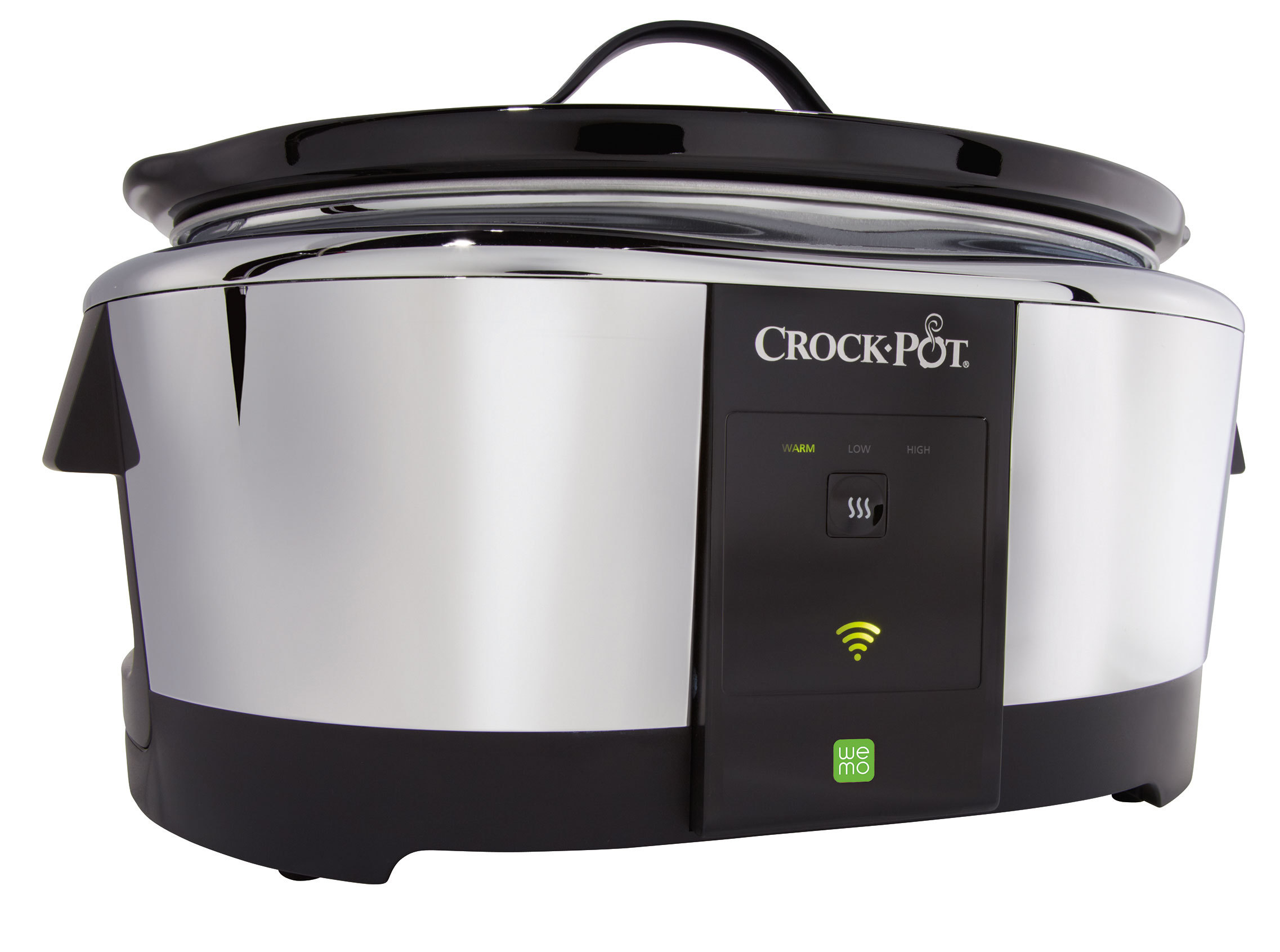 Crock-Pot® Smart Slow Cooker enabled by Wemo. (Photo: Business Wire)