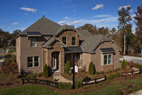 The Eastover Model Built at The Enclave at Sardis Hall & Wyndham Oaks (Photo: Business Wire)