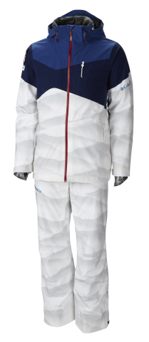 USA Moguls Uniform (Photo: Business Wire)