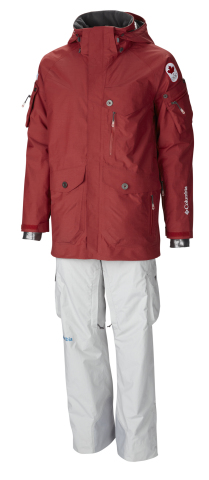 Canadian Halfpipe and Slopestyle Uniform (Photo: Business Wire)
