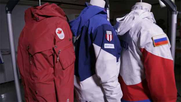 Columbia Sportswear - Freestyle Ski Team Uniform Development Video