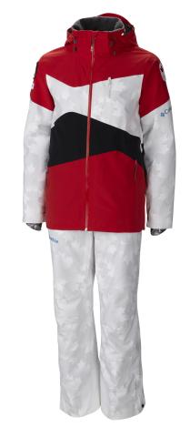 Canadian Moguls Uniform (Photo: Business Wire)