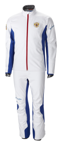 Russian Skicross Uniform (Photo: Business Wire)