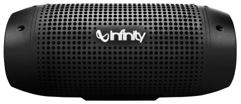 The Infinity One will be the first portable wireless sound system from Infinity, and will feature premium and cutting edge materials, high fidelity sound, wireless streaming and a built-in rechargeable battery with up to 10 hours of playtime - offering consumers premium quality sound and the utmost in mobility. (Photo: Business Wire)