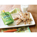 Applebee's Chicken Grillers and GoGo squeeZ® Applesauce (Photo: Business Wire)