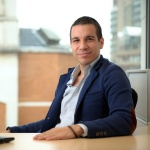 Groupon announced the appointment of Tamer Tamar to SVP of International Operations. Tamar will join Groupon's senior leadership team, reporting to COO Kal Raman, and will be based in London. (Photo: Business Wire)