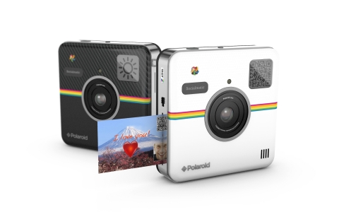 Polaroid Socialmatic Camera (Photo: Business Wire)