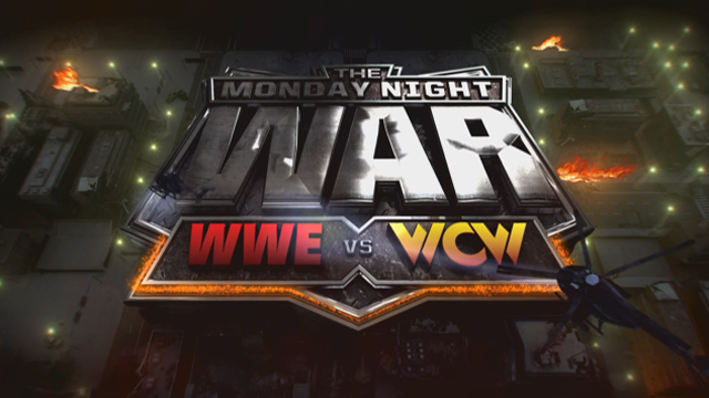 The Monday Night War- series exploring the real-life stories that fueled a mid-90s rivalry between WWE & WCW.