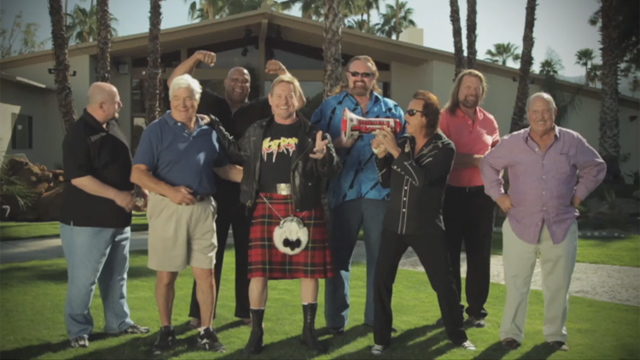 WWE Legends House- WWE Legends reunite for a new title - only this time, they're competing outside the ring.