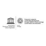 Panasonic and UNESCO Strategic Partnership (Graphic: Business Wire)