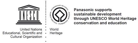 Panasonic and UNESCO Strategic Partnership (Graphic: Business Wire)