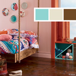 Valspar Paint Unveils 2014 Color Outlook - Yours Truly Trend Palette (Photo: Valspar)
