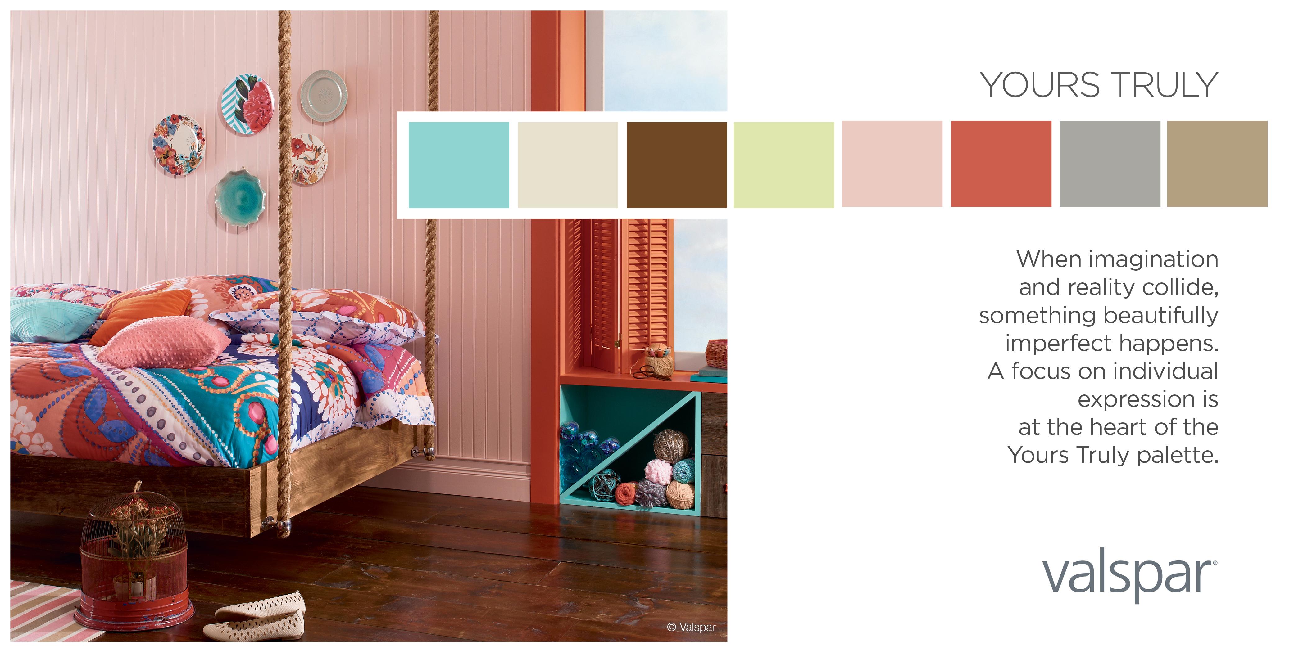 Valspar Paint Unveils 2014 Color Outlook | Business Wire