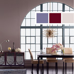 Valspar Paint Unveils 2014 Color Outlook - Time Traveler Trend Palette (Photo: Valspar)