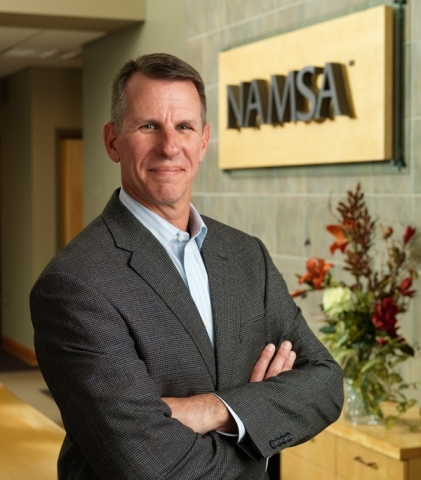 John Gorski, President and CEO at NAMSA (Photo: Business Wire)