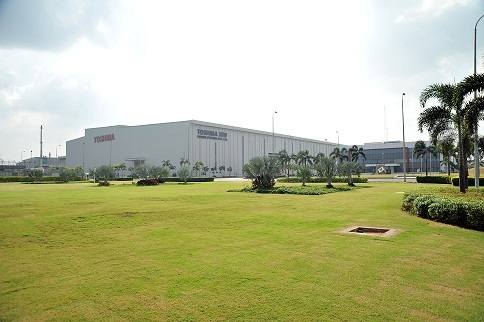 Building of Toshiba JSW Power Systems Private Limited (Photo: Business Wire)