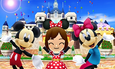 Disney Magical World launches in stores and in the Nintendo eShop on April 11. (Graphic: Business Wire)