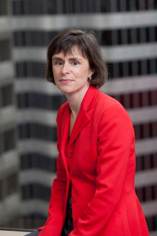 Rebecca Ward, Moxie Software's new president and CEO. (Photo: Business Wire)