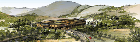 Rendering of Hollywood Casino Jamul (Photo: Business Wire)
