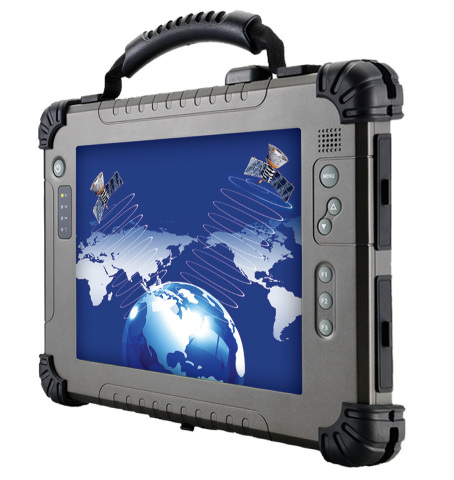 MIL-STD-810 and MIL-STD-461 Certified Military Rugged Tablet PC Computer Systems (Photo: Business Wire)