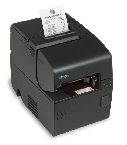 Epson OmniLink TM-H6000IV-DT (Photo: Business Wire)
