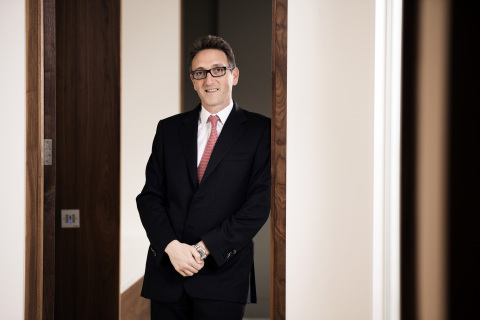 Jonathan Goldstein, Head of Real Estate and Direct Investment for Europe, Guggenheim Partners (Photo: Business Wire)